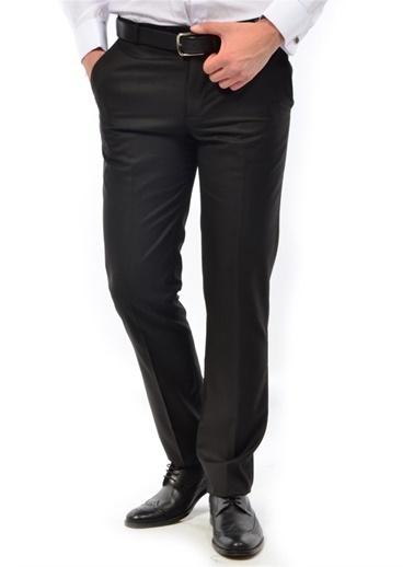 Modaplaza Erkek Pantolon Siyah Kumaş Pantolon Siyah